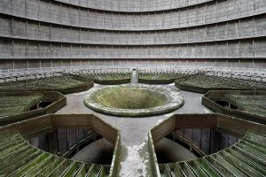 IM Power Station Cooling Tower – Charleroi, Belgium