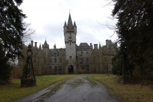 The Chateau de Noisy, Belgium